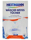 Chusteczki wybielające Heitmann 20 szt.