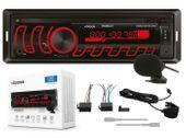 RADIO SAMOCHODOWE BLUETOOTH USB SD AUX FM MIKROFON