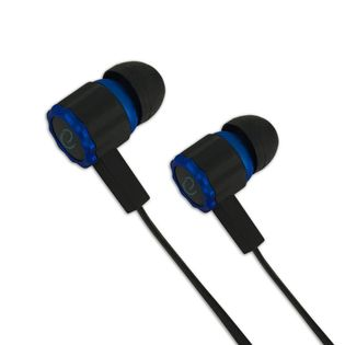 EGH201B Esperanza słuchawki douszne z mikrofonem gaming viper czarno-niebieskie