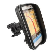 UCHWYT MOTOCYKLOWY ROWEROWY SKUTER NA TELEFON GPS