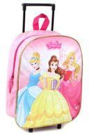 Torba walizka na kółkach Princess Licencja Disney (071-9425)
