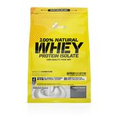 Olimp 100% Natural Whey Protein Isolate - 600g - izolat białek serwatki (WPI)