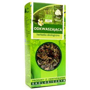 Herbatka ODKWASZAJĄCA - EKOlogiczna - 50g