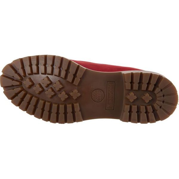 BUTY TIMBERLAND 6 IN PREM 149(A1149) 44 Red Nubuck