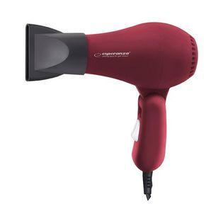 Suszarka do włosów 750W AURORA Czerwona EBH003R