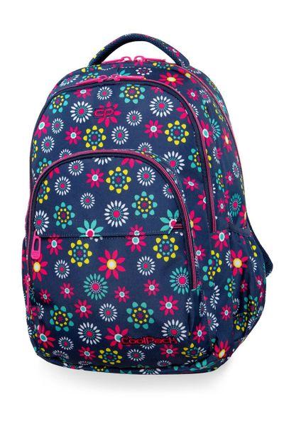 Plecak szkolny CoolPack Basic Plus 27L, Hippie Daisy, B03015 zdjęcie 1