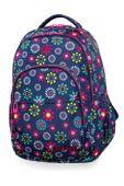 Plecak szkolny CoolPack Basic Plus 27L, Hippie Daisy, B03015