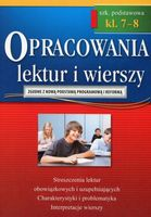 Opracowania lektur i wierszy klasa 7-8 szkoła podstawowa Bączyński Jakub, Gradoń Olga, Karczewski Adam