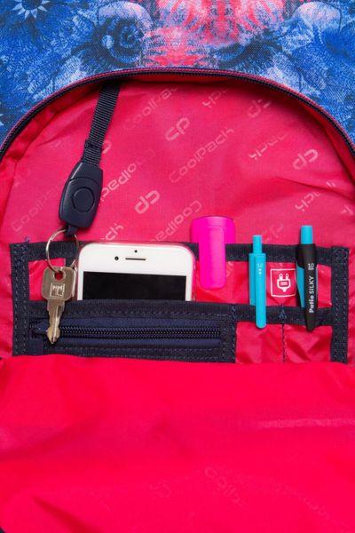 Plecak szkolny CoolPack Basic Plus 27L, Pink Magnolia, B03011 zdjęcie 6