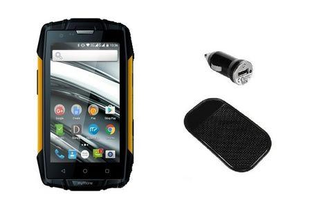 MyPhone HAMMER IRON 2 8GB 5MP IP68 DUAL SIM ODPORN
