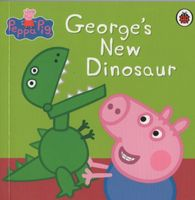 Peppa Pig - Mini Book - George's New Dinosaur