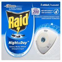 Raid  Wkład Wymienny Do Elektrofumigatora Owadobójczego -  Nigh & Day