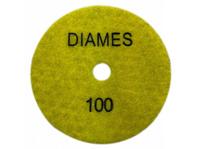 DYSK DIAM POLERSKI RZEP GRANIT GRES 125 #100 SUCHO
