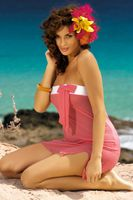 Tunika Mia Kyr Pache M-241 Koralowa (310) Rozmiar S