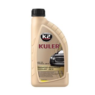 K2 Płyn do chłodnic KULER 1L