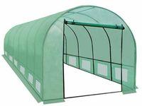Ogrodniczy tunel foliowy szklarnia 18m26x3x2m  1687