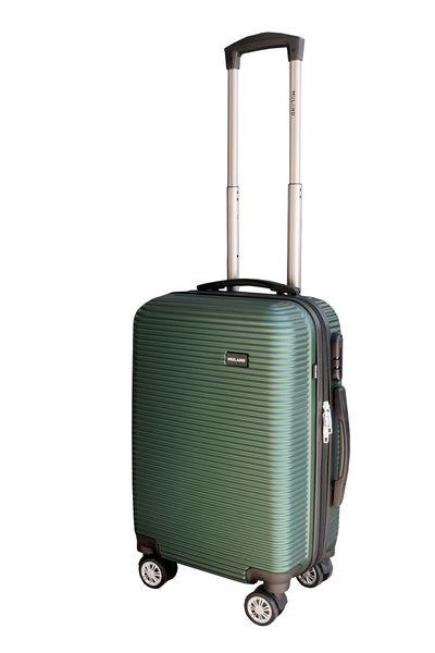ZESTAW WALIZEK podróżnych walizka walizki XL + M ZIELONE zdjęcie 4