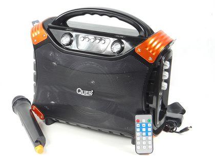 RADIO BOOMBOX USB SD PILOT AKU. BLUETOOTH MP3 mikrofon