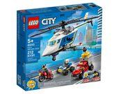Lego City Pościg helikopterem policyjnym