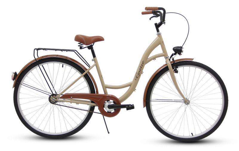 Damski rower miejski GOETZE 28 ECO stylowa damka!!! zdjęcie 3