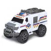 Dickie Action - Karetka ambulans ze światłem i dźwiękiem 3009006