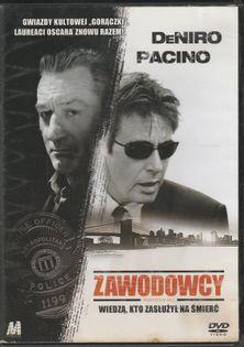 Zawodowcy DVD