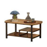 Stolik kawowy loft nowoczesny 3 poziomy Modernhome