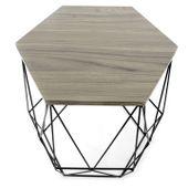 STOLIK DRUCIANY KAWOWY stół kosz DIAMOND SONOMA zdjęcie 5