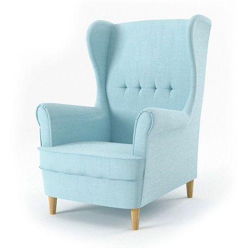 Fotel USZAK MILO styl skandynawski PRODUCENT zdjęcie 5