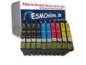 Tusz Cartridge do Epson Stylus Office B/BX/SX/WF 10 pcs