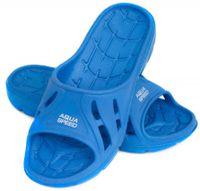 Klapki dla dzieci Aqua-Speed Alabama niebieskie kol.01 29