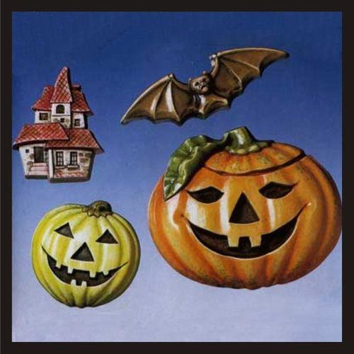 Forma do odlewów - Odlewy gipsowe - Halloween (2000225) na Arena.pl