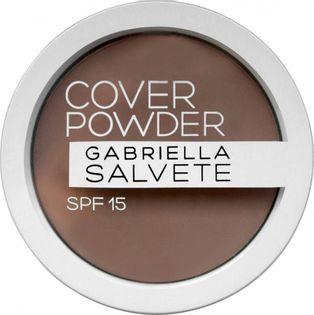 Gabriella Salvete Cover Powder SPF15 Puder 9g 04 Almond
