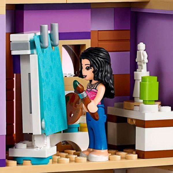 Lego Friends Atelier Emmy Arenapl