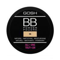 Gosh Bb Powder Puder Prasowany Do Twarzy 06 Warm Beige 6.5G