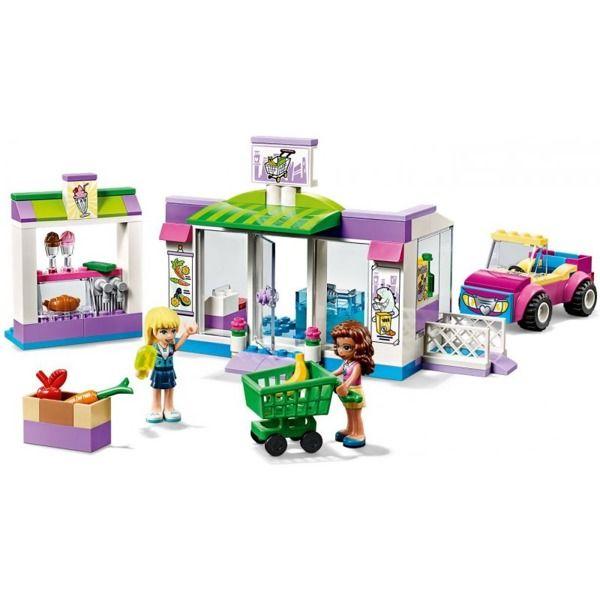Klocki Lego Friends Supermarket w Heartlake zdjęcie 2