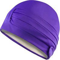 Czepek pływacki LADIES CAP Kolor - Czepki - Ladies Cap - 09 - fiolet