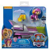 Pojazd z figurką Psi Patrol, Skye