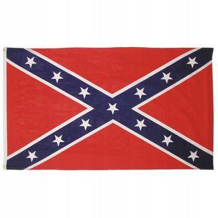 Flaga na maszt 90 x 150 cm Konfederacji