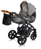 Wózek dziecięcy wielofunkcyjny Castello GD Milu Kids 2w1