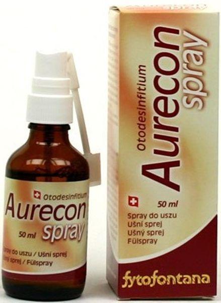 Aurecon spray do czyszczenia uszu 50 ml • Arena.pl da26bb6e187