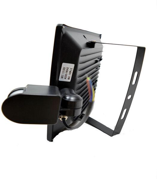 Halogen LED 100W czujnik ruchu zdjęcie 3
