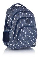 Plecak szkolny młodzieżowy Astra Head HD-335, pioruny