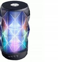 Świetlny bezprzewodowy głośnik
