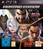 Tekken 6 + TTT2 + Soul Calibur V (PS3)