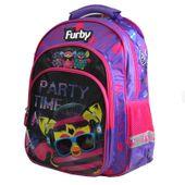 Plecak szkolny dla dziewczynki furby