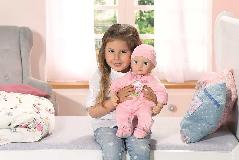 BABY ANNABELL LALKA INTERAKTYWNA 8 FUNKCJI GIRL 794401 zdjęcie 11