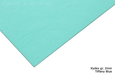 Kydex Tiffany Blue - 150x200mm gr. 2mm