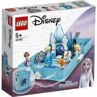 LEGO 43189 Książka z przygodami Elsy i Nokka