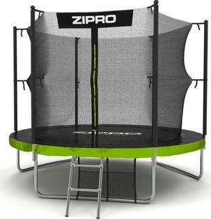 Zipro Trampolina ogrodowa z siatką wewnętrzną 8FT 252cm